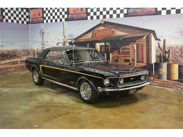 1968 Ford Mustang GT | 1049815