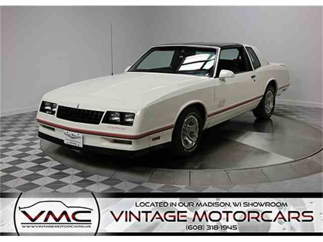 Picture of '87 Monte Carlo SS - MI1Y