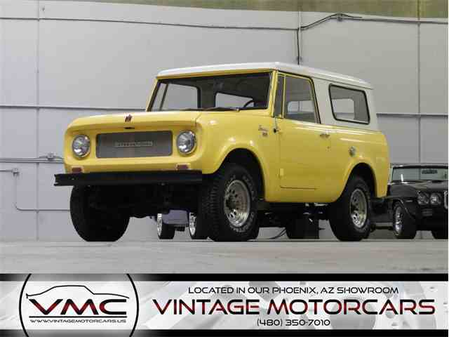 Picture of '67 Scout - MI21