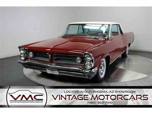 Picture of Classic '63 Pontiac Grand Prix Offered by Vintage Motorcars West - MI24