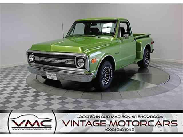 1969 Chevrolet C10 | 1049838