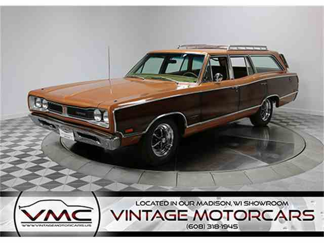 Picture of Classic 1969 Coronet 500 Wagon located in Arizona Offered by Vintage Motorcars West - MI29