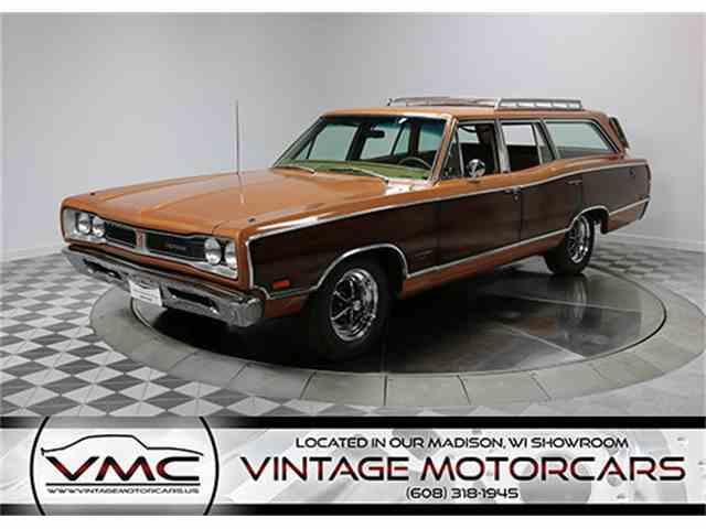 1969 Dodge Coronet 500 Wagon | 1049841