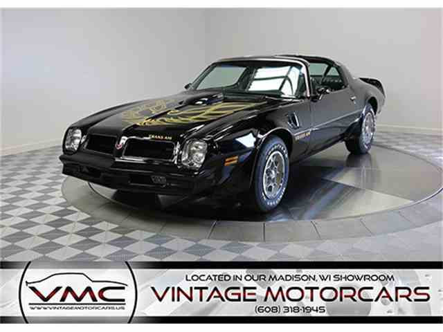 1976 Pontiac Firebird Trans Am | 1049842