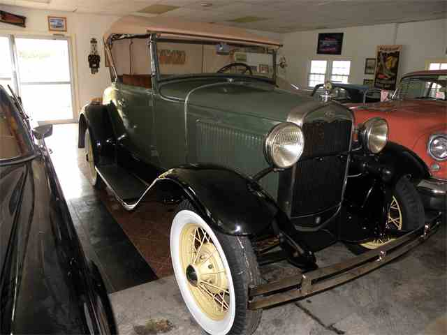 1931 Ford Model A | 1049844