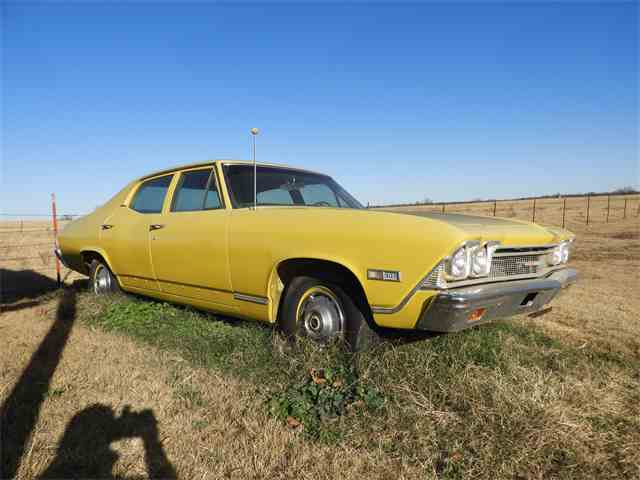Picture of Classic '68 Chevelle Malibu located in Cushing OKLAHOMA Auction Vehicle Offered by Ball Auction Service - MI2I