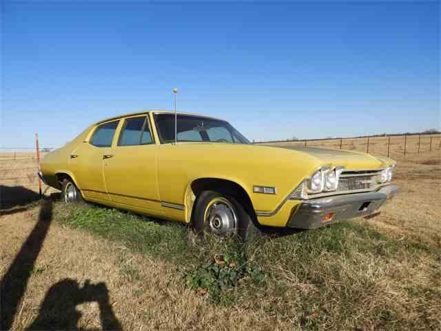 1968 Chevrolet Chevelle Malibu | 1049850