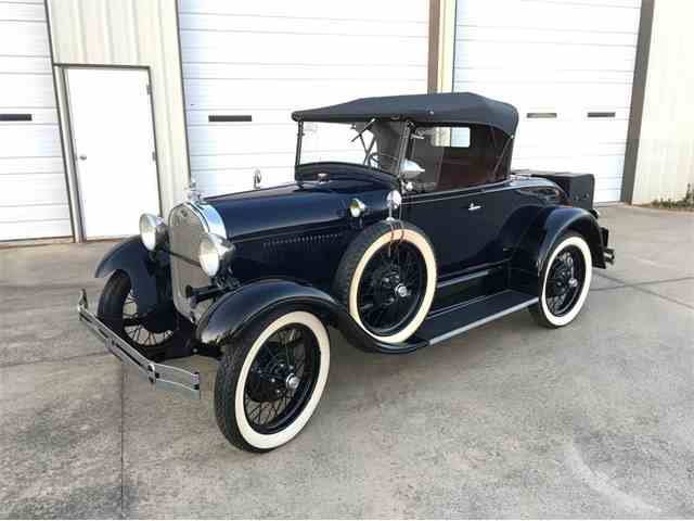 Picture of 1929 Model A located in Hartselle ALABAMA - $28,000.00 - MI2N