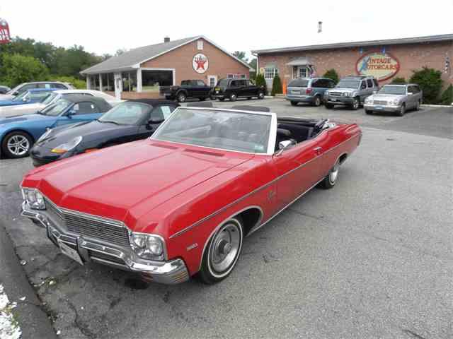 Picture of '70 Impala - MI2Z
