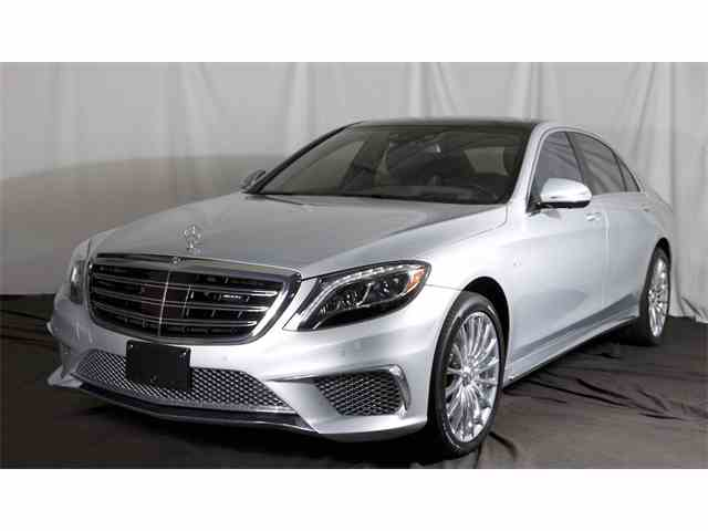 Picture of '16 S-Class Offered by Mohr Imports Inc. - MI33