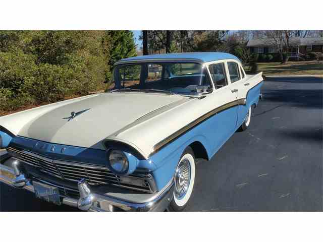 Picture of '57 Ford Custom 300 located in Wendell North Carolina - $19,900.00 Offered by a Private Seller - MI38