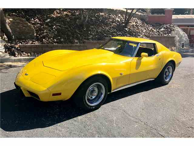 Picture of '77 Corvette located in Scottsdale ARIZONA Auction Vehicle Offered by Barrett-Jackson Auctions - MI3H