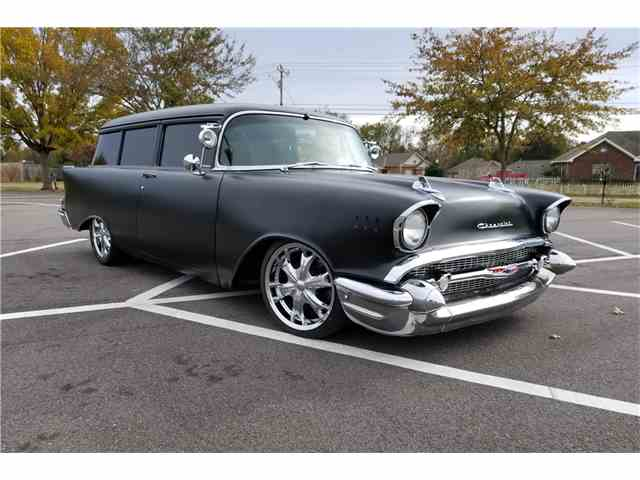 Piece Floors 1957 Chevrolet Bel Air Nomad For Sale Langley