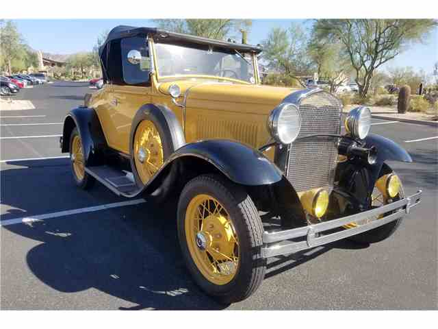 1931 Ford Model A | 1049895