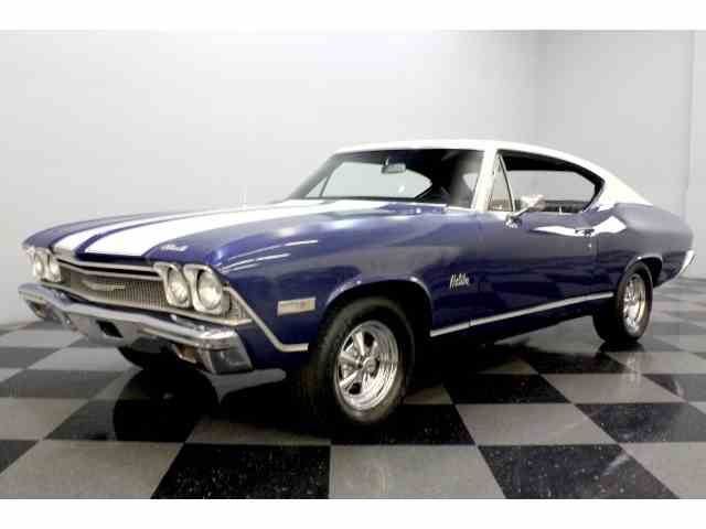 Picture of Classic 1968 Chevrolet Chevelle Malibu located in ARIZONA Auction Vehicle - MI3W