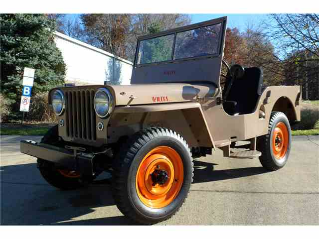 Picture of '48 Jeep - MI41