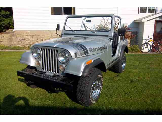 Picture of '79 CJ5 - MI44