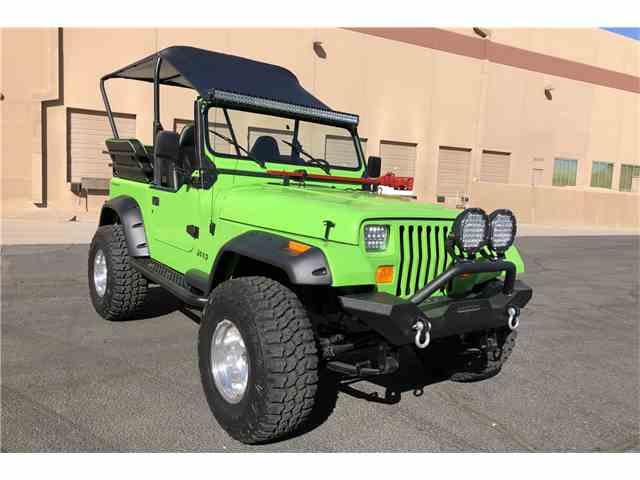 1993 Jeep Wrangler | 1049909