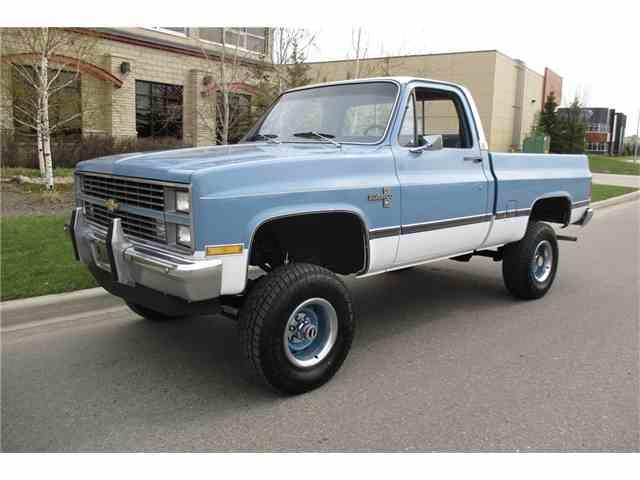 1983 Chevrolet Silverado | 1049913