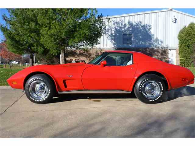 Picture of '77 Corvette located in Scottsdale ARIZONA Auction Vehicle Offered by Barrett-Jackson Auctions - MI4A