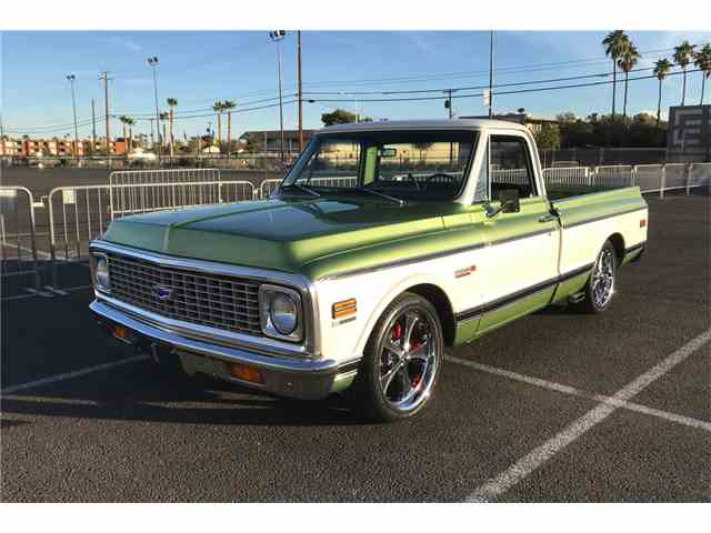 Picture of Classic '71 C/K 10 Offered by Barrett-Jackson Auctions - MI4D