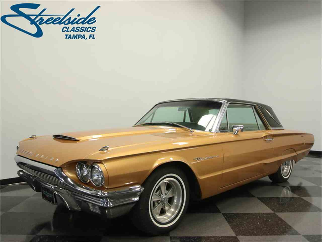 Large Picture of Classic 1964 Ford Thunderbird located in Florida - MB8G