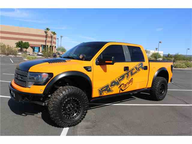 Picture of '13 Ford F150 located in ARIZONA Offered by Barrett-Jackson Auctions - MI4I