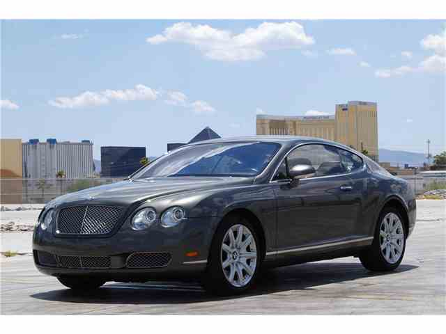 2005 Bentley Continental | 1049923