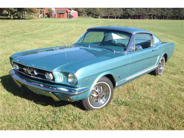1965 Ford Mustang | 1049928