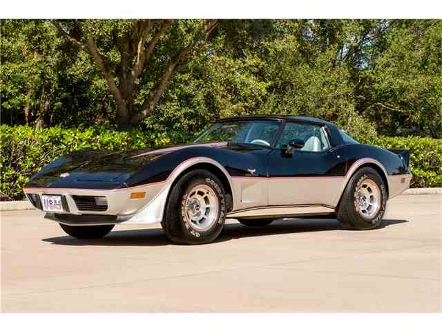 Picture of 1978 Corvette located in ARIZONA Offered by Barrett-Jackson Auctions - MI4Q