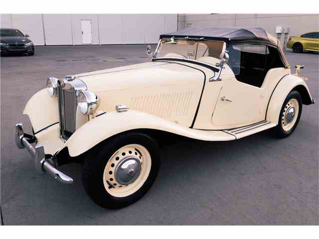 Picture of 1954 TF located in Scottsdale ARIZONA Auction Vehicle Offered by Barrett-Jackson Auctions - MI4T