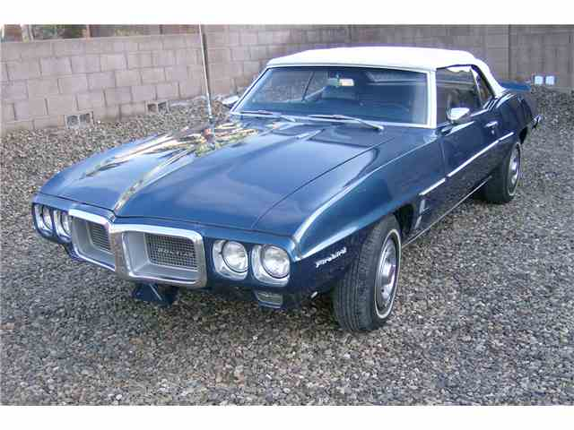 Picture of '69 Firebird - MI4V