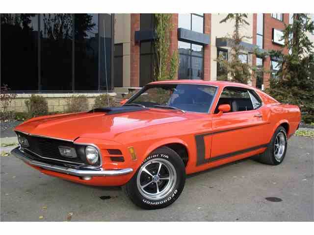 1970 Ford Mustang | 1049942