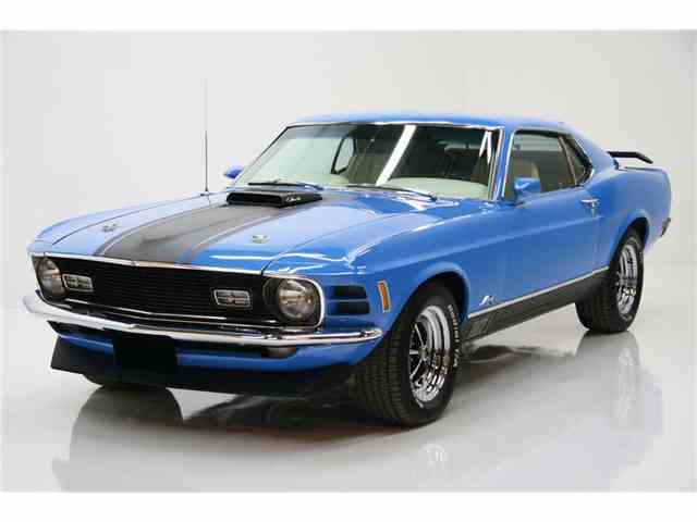 1970 Ford Mustang | 1049956