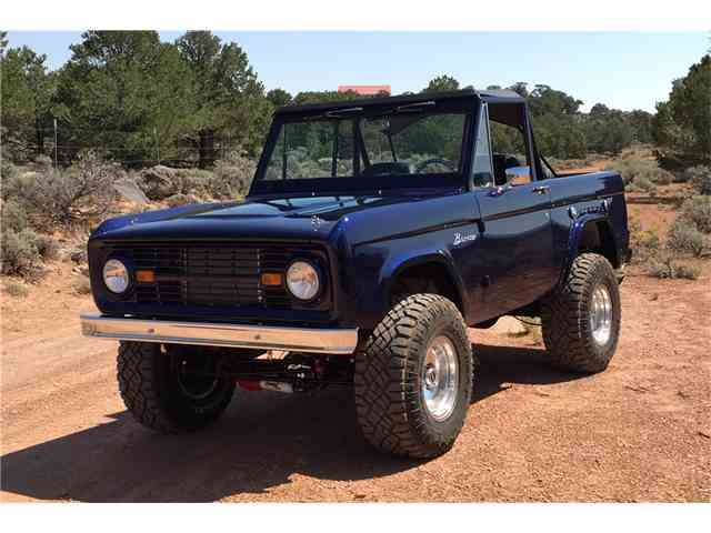 1969 Ford Bronco | 1049960