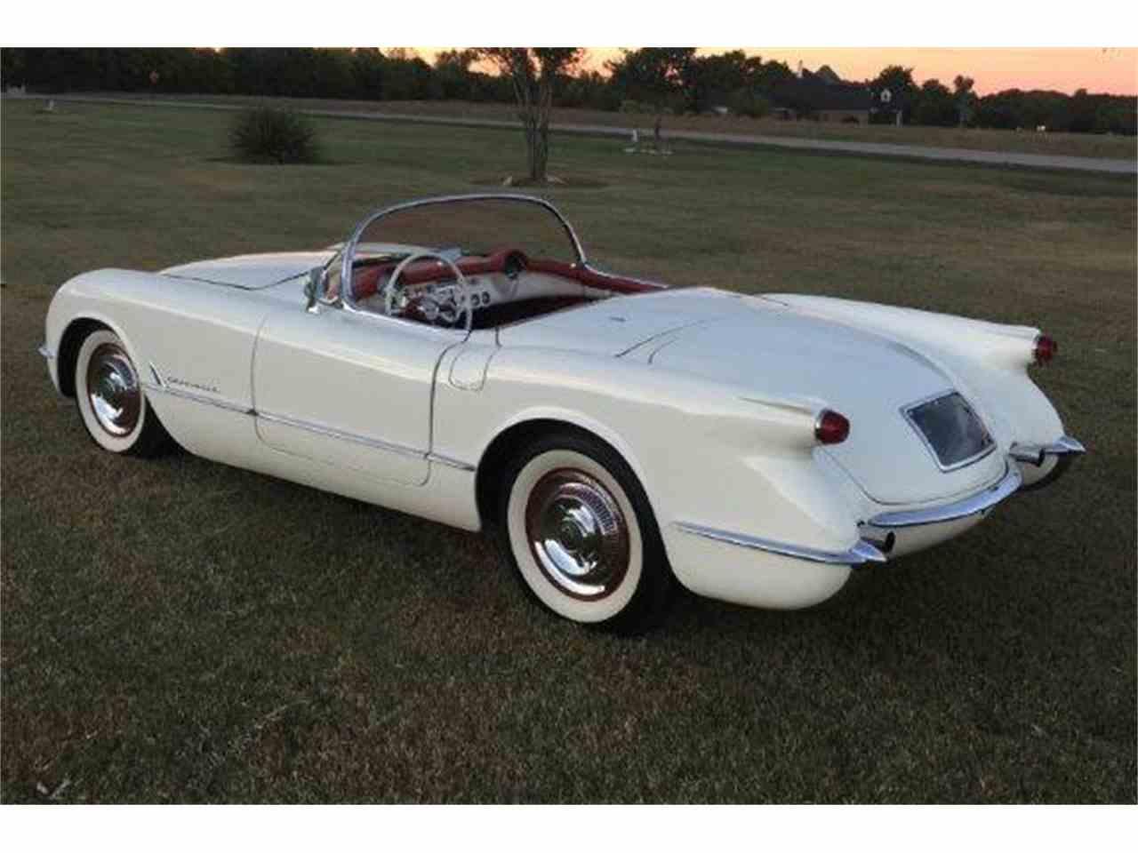 1954 Chevrolet Corvette for Sale | ClassicCars.com | CC-1049966