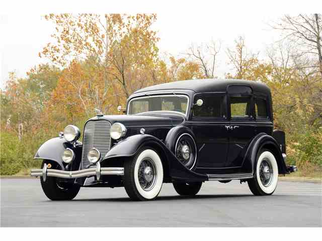 1934 Lincoln Antique | 1049978