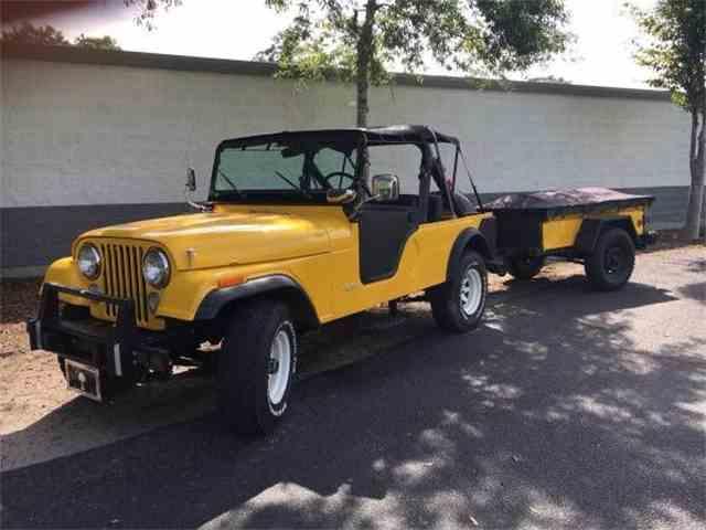 1975 Jeep CJ6 | 1040999