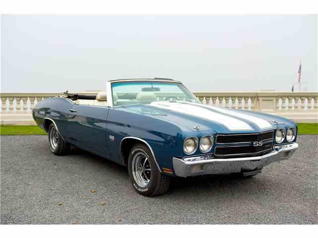 1970 Chevrolet Chevelle | 1050000