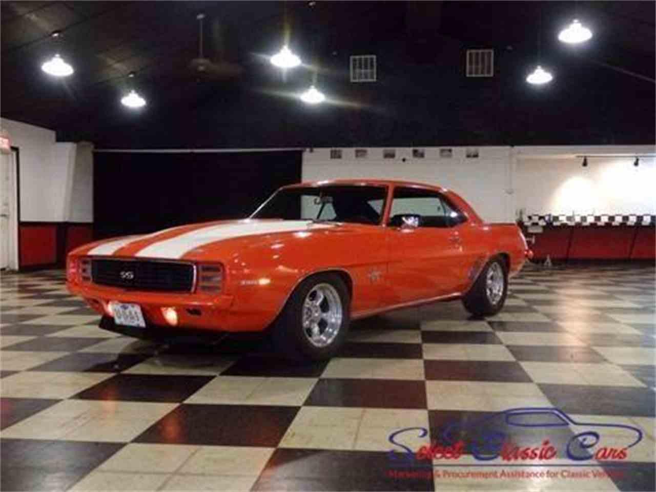 1969 Chevrolet Camaro for Sale | ClassicCars.com | CC-1051004