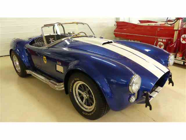 1965 Ford Shelby Cobra
