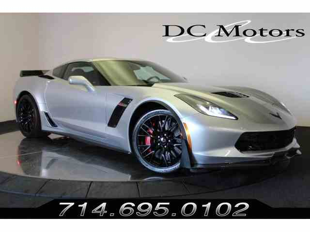 Picture of '17 Corvette located in Anaheim California Auction Vehicle Offered by DC Motors - MIZ4