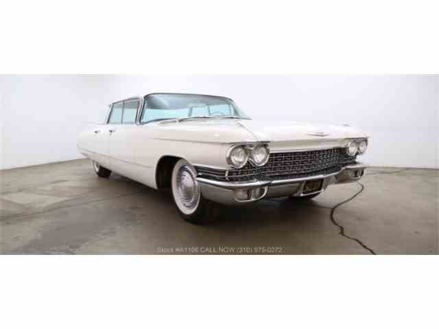 Picture of '60 Sedan DeVille - MIZ8