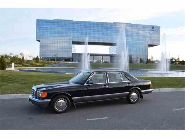 Picture of '89 Mercedes-Benz S-Class - $13,900.00 - MJ08