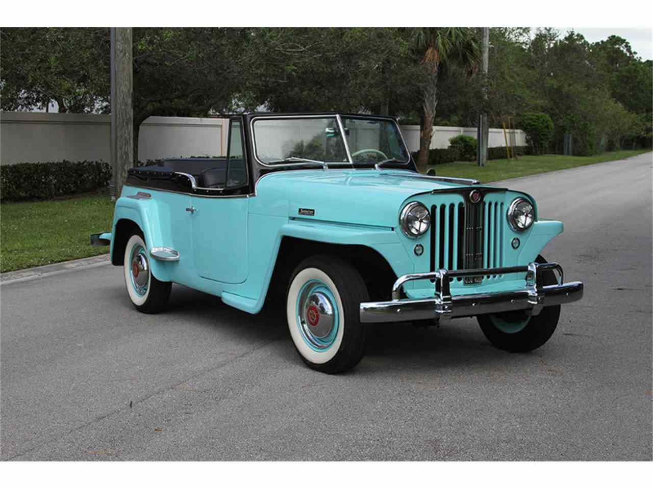 1948 Willys-Overland Jeepster for Sale | ClassicCars.com | CC-1051083