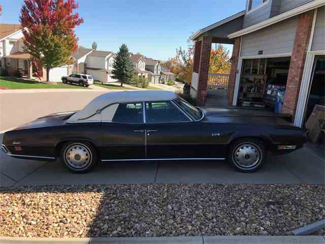 Picture of '70 Thunderbird - MJ1L