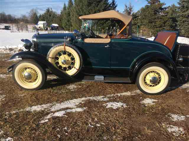 Picture of '31 Model A - MJ20