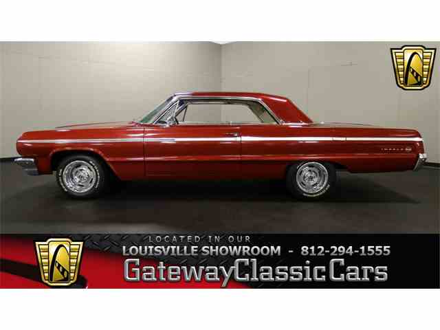 Picture of '64 Impala located in Indiana Offered by Gateway Classic Cars - Louisville - MJ2I