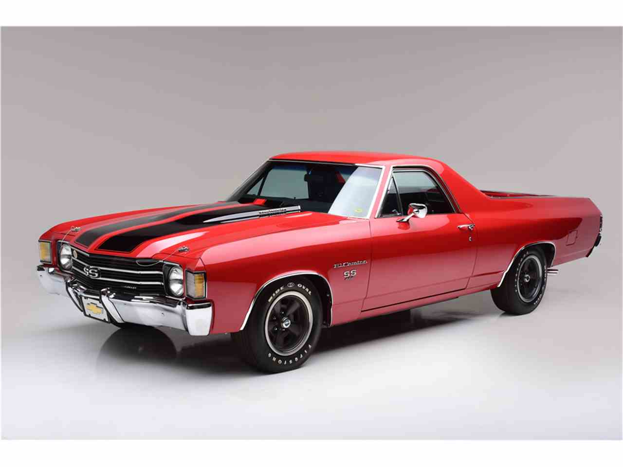 1972 chevrolet el camino ss for sale cc 1051154. Black Bedroom Furniture Sets. Home Design Ideas