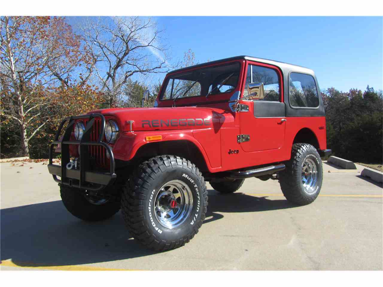 1980 jeep cj7 for  | classiccars | cc-1051161